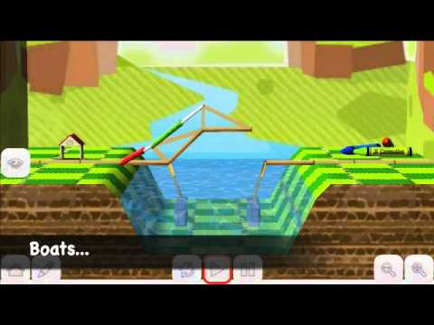 Video of Bridge Construction Kit