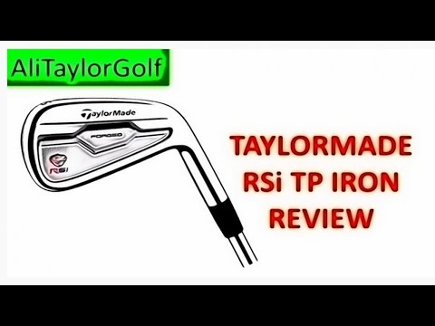 TAYLORMADE RSi TP IRON REVIEW