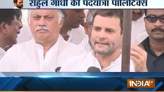 Hanumangarh India  city photo : India Tv News : Rahul Gandhi Adresses Farmers Of Hanumangarh In Rajasthan