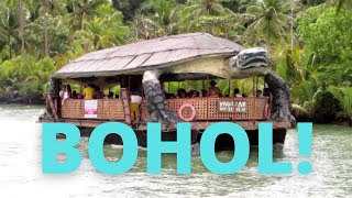 Loboc Philippines  City new picture : Loboc River Cruise, Bohol - Travel in the Philippines - vlog #40
