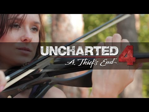 Uncharted 4 - A Thief's End Cover by Anastasia Soina Violin
