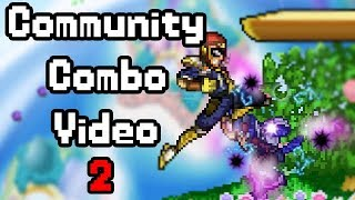 SSF2 Community Combo Video  2 (August 2017)