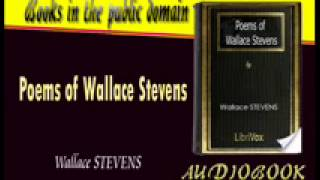 Poems of Wallace Stevens Audiobook
