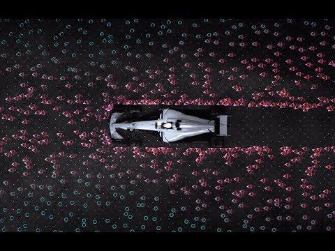 Как работает аэродинамика в Формуле 1. Что такое «грязный воздух» онлайн видео
