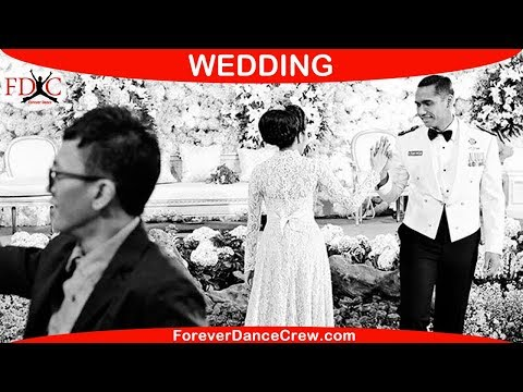 Flashmob Wedding Jakarta Kempinski Hotel Indonesia