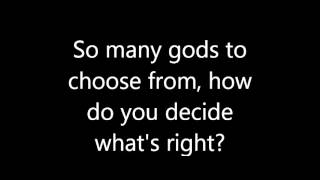 Religion (Why can't you face the truth?) - Song