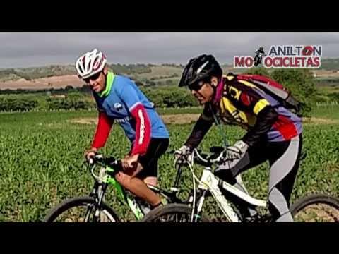 Treinamento para Alex bike em Teofilandia