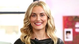 Taylor Schilling On Her Future With Netflix&Past With Zac Efron! | POPSUGAR Entertainment