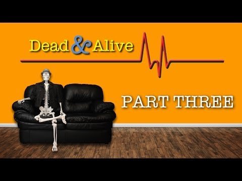 """Dead & Alive"" Part 3 – Pastor Raymond Woodward"