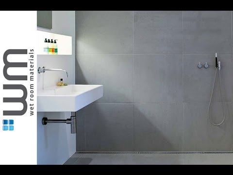 Intro Guide to 1K Unislope® Wet Room Wall Drain