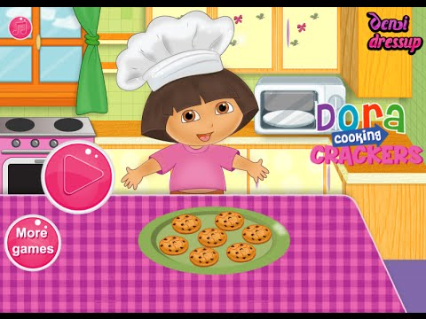 Dora The Explorer Cooking Games