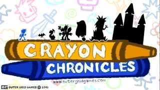 Видео Crayon Chronicles