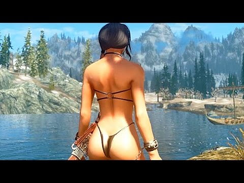 Graphics - Skyrim Ultra Realistic Gaming Experience with RealVision ENB SUBSCRIBE HERE ▻ http://bit.ly/EPIC-GAMING PC Gamers don't need to be told that they can enjoy b...