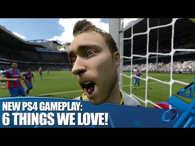 fifa 15 ps4 gameplay 1080p