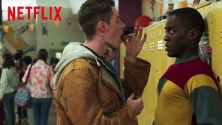 Video Hilarious Bloopers from Sex Education Season One   Netflix MP3, 3GP, MP4, WEBM, AVI, FLV Juni 2019