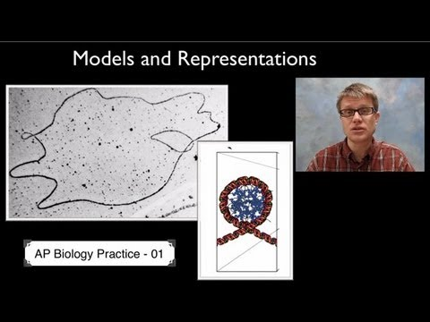 Practice - In this video Paul Andersen explains the importance of models and visual representations in an AP Biology class. Science practices are overarching skills and...