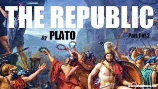 THE REPUBLIC by PLATO - FULL AudioBook (P.1 of 2)