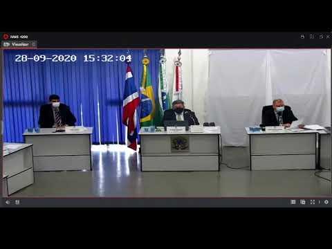 25ª SESSÃO PLENÁRIA DELIBERATIVA ORDINÁRIA DE 2020