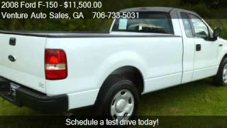2008 Ford F-150 XL 4x2 2dr Reg Cab Long Bed for sale in Augu