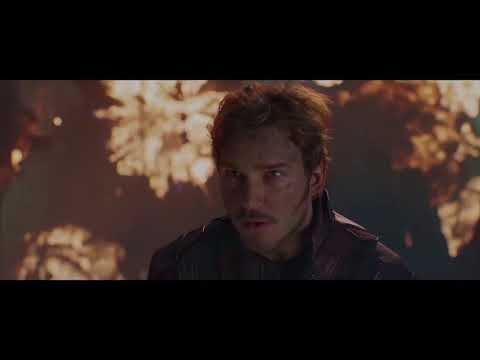 GUARDIANS OF THE GALAXY 2 Teen Groot Extended Scene 2017 Marvel Movie HD