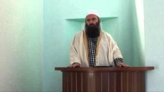Fale Sabahun dhe  nisja ditës me Bismilah - Hoxhë Bekir Halimi