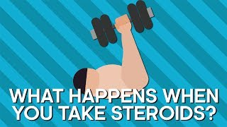 What Happens When You Take Steroids? - Earth Lab by Brit Lab