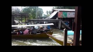 Floating Market Damnoen Saduak - Bangkok - Thailand