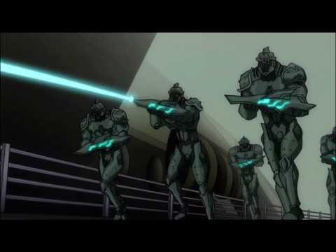 The Ravager vs Atlanteans