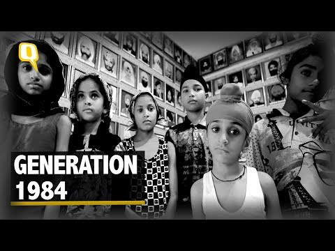 Generation 1984 - Story Of Singer Dilbagh Singh, The Anti-sikh Riot Survivor & Others Like Him