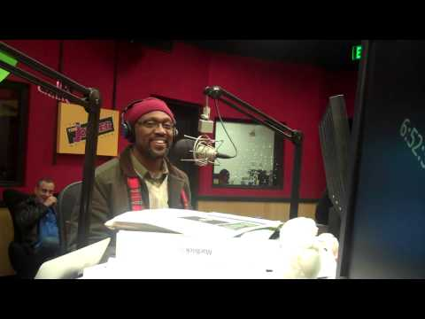 Comedian Tony Woods talks about different kinds of comedy on the Tom Joyner Morning Show
