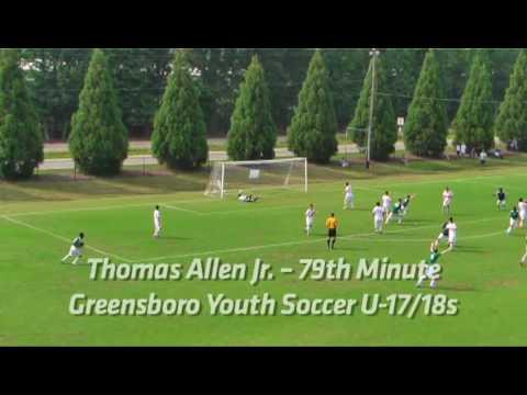 Development Academy Playoffs: Goal Highlight - June 26, 2010