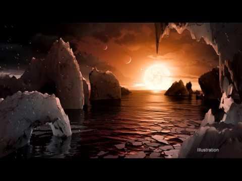 புதிதாக கண்டு பிடிக்கப்பட்ட உலகத்தை ஒத்த 7  கிரகங்கள் பற்றி பார்வையாளர் சந்திப்பில் தெரிவித்த கருத்துக்கள்!!NASA's Spitzer Reveals Largest Batch of EarthSize, HabitableZone Planets Around a Single Star