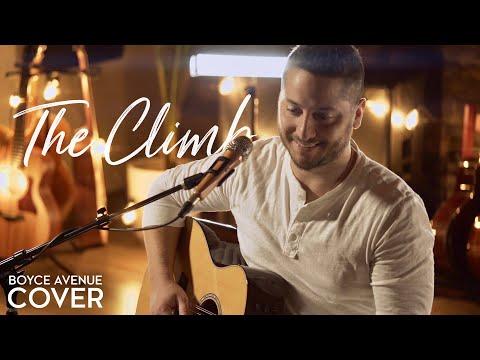 The Climb Miley Cyrus Acoustic Cover