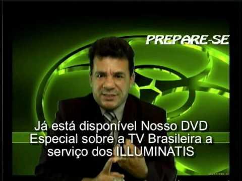 Rede Globo. empresa criada pelos ILLUMINATES