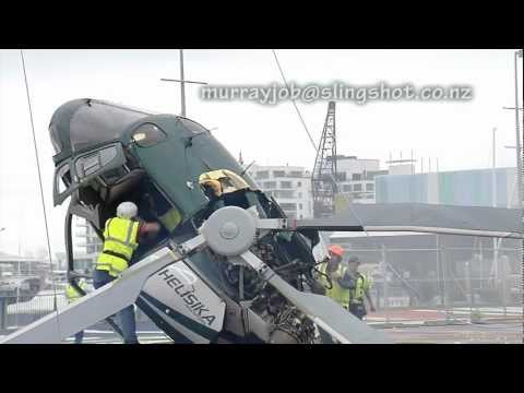 Helicopter Crash HD