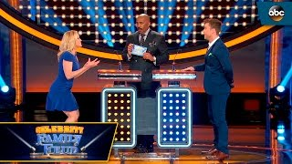 Kellie Pickler Missed The Buzzer - Celebrity Family Feud