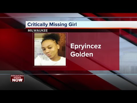Milwaukee police looking for critical missing 11-year-old girl