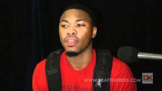 Travis Leslie Draft Combine Interview