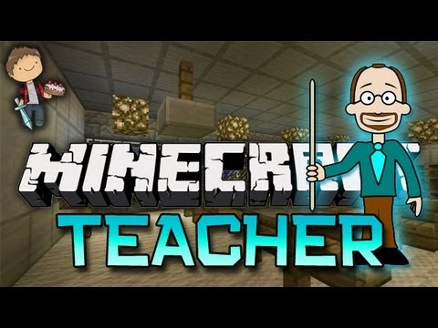 teacher - Hey Doods! ♢♢♢ http://bit.ly/SubscribeToMyFridge ♢♢♢ Much Luv :) Teacher is a mini-game where one player is in charge of the others as the teacher! All other...