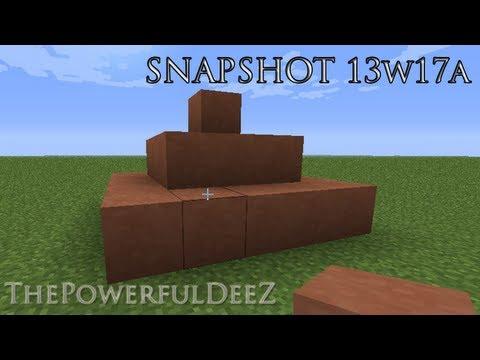 Minecraft 1.6 (13w17a) + Minecraft 1.5.2 - Обзор. ThePowerfulDeeZ
