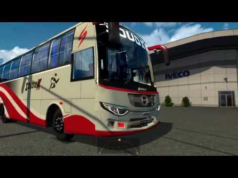 Bus Soudia X Hino AK1J 1.31.x
