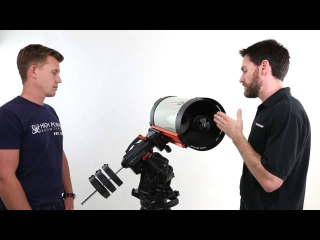 Celestron CGX Computerized Equatorial Mount - 91530