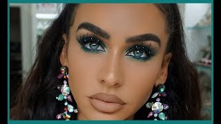 FALL MAKEUP TUTORIAL USING ALL NEW IN PRODUCTS! by Carli Bybel