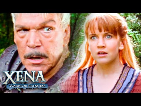 Gabrielle Doesn't Trust Atrius | Xena: Warrior Princess