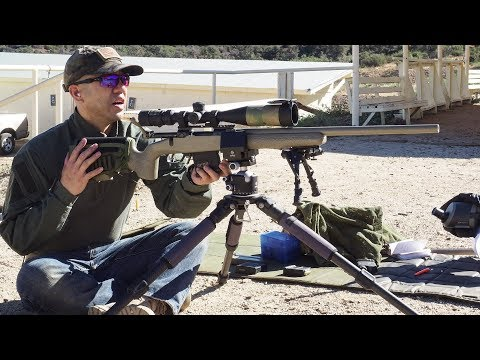Range Vlog #038 - Really Right Stuff (RRS) SOAR VYCE Tripod Rifle Clamp