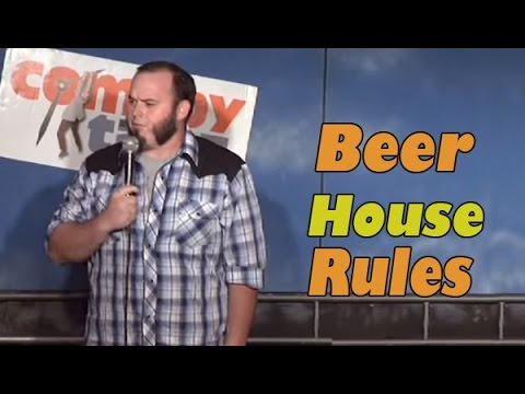 Comedy Time - Beer House Rules (Stand Up Comedy)