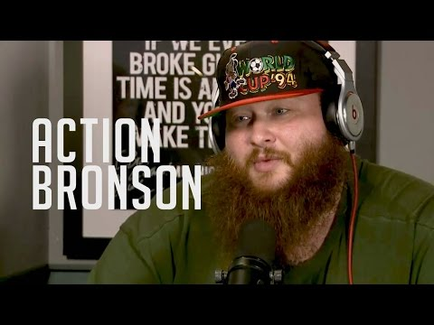 Action Bronson Talks Being A Father, His Bionic Leg And Freestyles On HOT 97