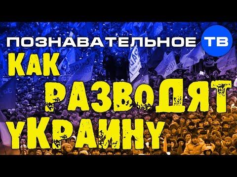 Как разводят Украину (Познавательное ТВ, Николай Стариков)