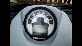 10. Showing 2007 Polaris Sportsman X2 500 EFI H.O.