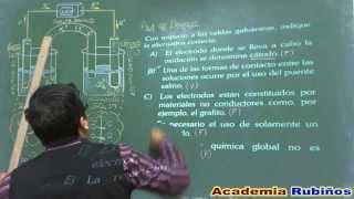 QUIMICA PROBLEMAS RESUELTOS EXAMEN DE ADMISION UNI - UNIVERSIDAD NACIONAL DE INGENIERIA